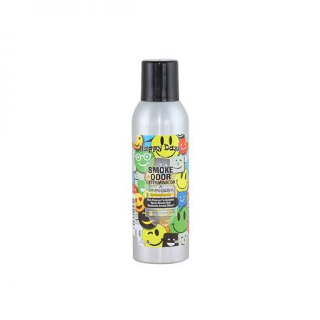 Smoke odor 7 oz spray rasta love treehouse lifestyle Does cold air eliminate odor